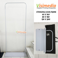 Standing Door Frame 60x160| Tripod | Frame Banner