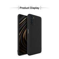 Case POCO M3 - Premium Matte Soft Casing Ultra Thin Xiaomi Poco M3