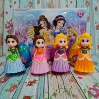 Mainan Princess Deformed Doll in Egg - Boneka Princess Lipat di Telor