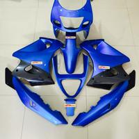 Fairing fering set biru ninja rr old zx zx150 original