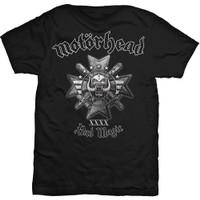 MOTORHEAD Bad Magic Kaos Band Heavy Metal Hard Rock N Roll Licenced US - S
