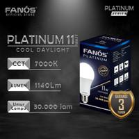 Lampu Led Fanos Platinum Led 11 Watt