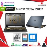 Asus TUF FX506LU GeForce® GTX1660Ti i7 10870 8GB 512ssd W10+OHS