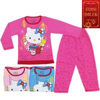 1-9 TAHUN / Setelan Anak Imlek / Baju Sincia / Baju Tidur Anak Cewe