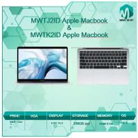 MWTJ2 Apple Macbook Air 13 i3 1000 8GB 256ssd OS X 13.3