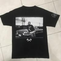 Rap tee Ice Cube/ rap t-shirt rare official/ kaos rapper