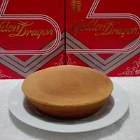 Premium Kue Lapis Legit Original Butter Top Enak Gurih Lezat Bundar