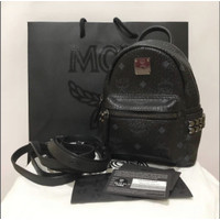 Authentic mcm bebeboo mini backpack crossbody bag coach michael kors