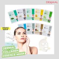 [BPOM] Dermal - Collagen Essence Mask (9 Variant) disini_shop - Pearl