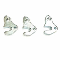 Anting RD sepeda, RD hanger - CP silver