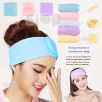 HEADBAND TOWEL Bandana Makeup SPA- Bando Facial
