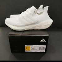 Adidas Ultra Boost 21 - All White ORIGINAL BASF BOOST