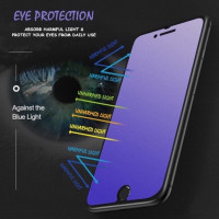 TEMPERED GLASS ANTI BLUE RAY IPHONE 7 SCREEN GUARD PROTECTOR