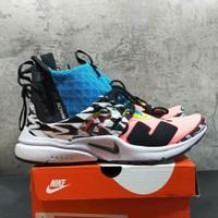Sepatu Basket Nike Air Presto Mid Acronym Racer Pink