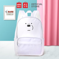 Miniso Official We Bears Backpack/Ransel/ cute/ fashion/Travel