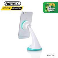 Car Holder Handphone Magnet Stand HP Remax RM C09 Mobil Docking