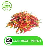 Cabai Rawit Merah / Cabe Rawit Merah 250 gram