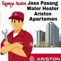 Jasa Pasang Water Heater Ariston Apartemen