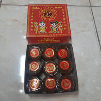 Dodol China Mini Isi 9 Pcs / Kue Keranjang Mini / Kue Imlek