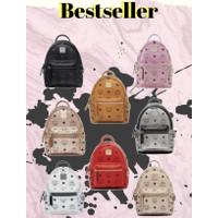 MCM X MINI Bebeboo Backpack 100% ORI