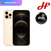 IPhone 12 Pro Max 128GB - Garansi Resmi Ibox
