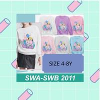 Sweater Anak/Sweater Anak BTS 4-8Y/Baju Anak Kekinian/Sweater Murah