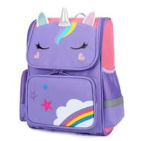 Tas ransel anak karakter UNICORN tas sekolah tas travelling