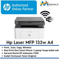 HP Laser MFP 135w Printer - Wi-Fi