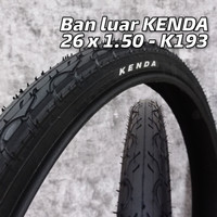 Ban Luar Sepeda 26 x 1.95 Kenda Sepeda Gunung MTB Federal