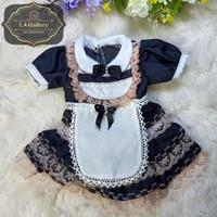 Alice Wonderland Dress size BJD MSD/MDD & Paola Reina Doll|Baju Boneka