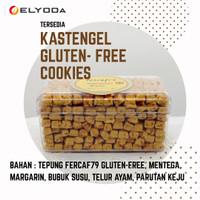 Kue Gluten Free Kastengel