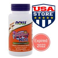 Now Foods Probiotic Berry Dophilus Kids Food probiotik pencernaan anak