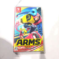 Arms nintendo switch games