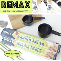 Baking Paper 30cm x 10m REMAX / Kertas Roti / Kertas Baking