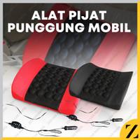 Alat Pijat Mobil Sandaran Massage Punggung mobil Elektrik