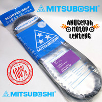 V belt Vanbelt Vbelt Mitsuboshi Honda Beat ESP Beat POP New Scoopy ESP