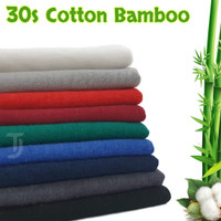 Bahan Kaos Kiloan Cotton Bamboo 30s