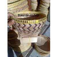 Bakul nasi / boboko bambu mini