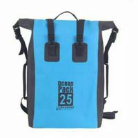 Tas Anti Air Drybag Oceanpack 25 L. Tas waterproof Ransel