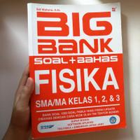 Big Bank Soal + Bahas Fisika SMA/MA Kelas X/Xl/Xll