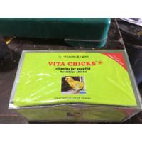 Vita chick 5 gram (1 box isi 40 sachet)
