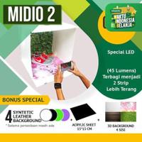 SPECIAL PROMO MagicBox Midio 2 Portable Mini Photo Studio Light Box