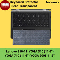 Keyboard Protector Cover Lenovo Ideapad 310S 11.6 / Pelindung Laptop