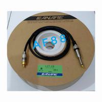 Kabel audio jack RCA to jack akay lurus kabel canare 2meter