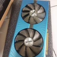 VGA RX 580 8GB SAPPHIRE NITRO+ SPESIAL EDITION RX580 8GB