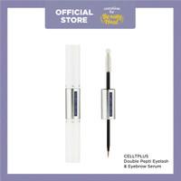 CELL-T PLUS DOUBLE PEPTI Eyelash & Eyebrow Enhancing Serum