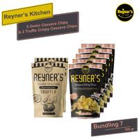 Bundling 7!! Reyner's Kitchen 2pcs Truffle + 5pcs Party Cassava Chips