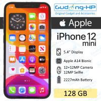 iPhone 12 Mini 128 GB Garansi Resmi