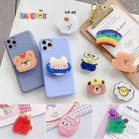 Griptok Pop Socket Resin Model Baru Lucu / Phone Holder/ Pegangan HP