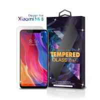 Tempered Glass Xiaomi Mi 8 Clear Transparan - Premium Glass Pro